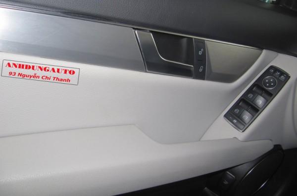 Mercedes-Benz C 200 ,xám,sx 2011,Anh Dũng Auto bán 1130 tr