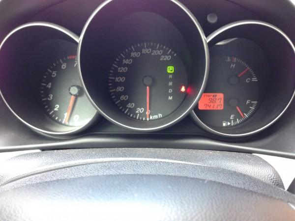 Mazda 3 Màu Bạc 1,6AT