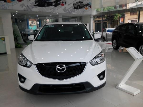 Mazda CX-5 Mazda CX5 1 cầu màu trắng, số tự động