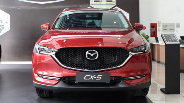 Mazda CX-5 2.5 AWD 2019 - Ưu Đãi Cực Lớn