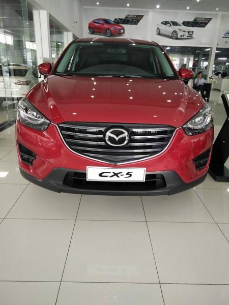Mazda CX-5 2016 chính hãng, giá tốt, hỗ trợ trả góp