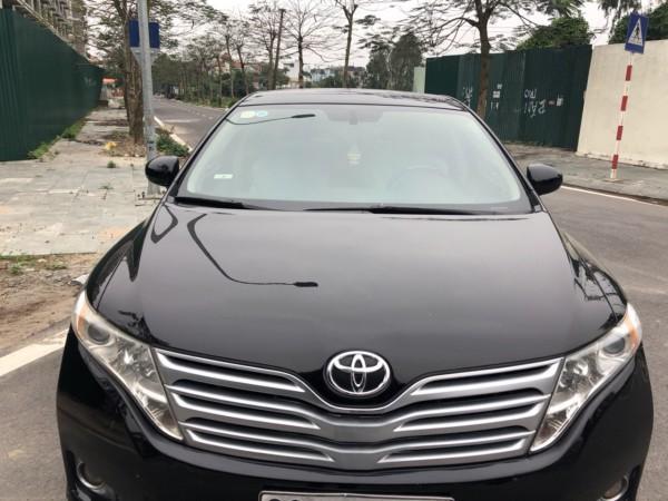 Toyota Venza 2.7 2009 màu đen cực đẹp