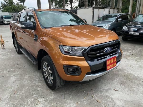 Ford Ranger Bán xe ford Wdtrac 2.0 Bitubo đời 2018