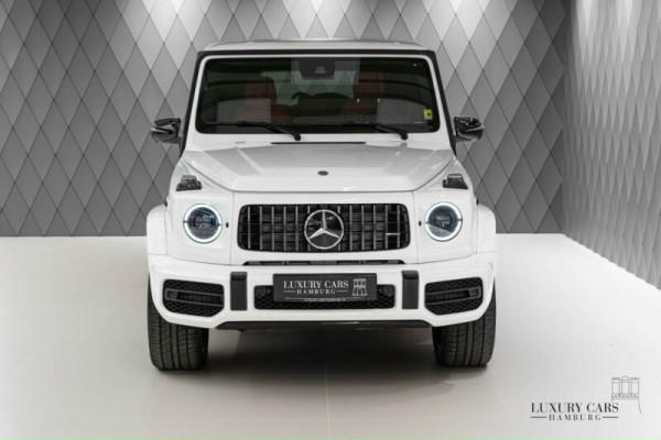 Mercedes-Benz G 63 AMG Bán xe Mercedes-Benz G63 Night Packge 21