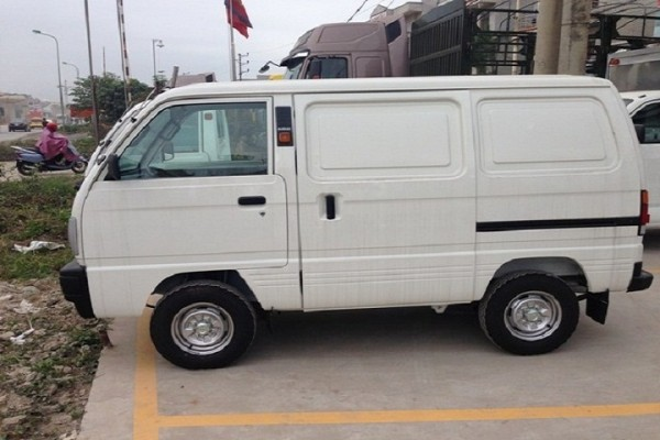 Suzuki Super-Carry Van Bán Xe tải cóc Super carry Blind Van xe