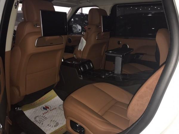 Land Rover Range Rover BánLandRover RangeRover SVAutobiography