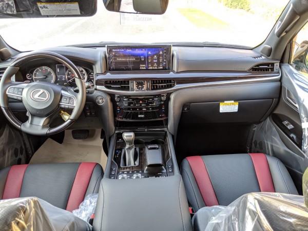 Lexus LX 570 Bán Lexus LX570 Bản giới hạn Black 2021