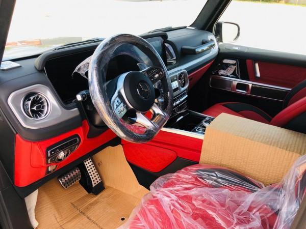 Mercedes-Benz G 63 AMG Bán Mercedes- Benz G63 AMG nhập Mỹ 2021,