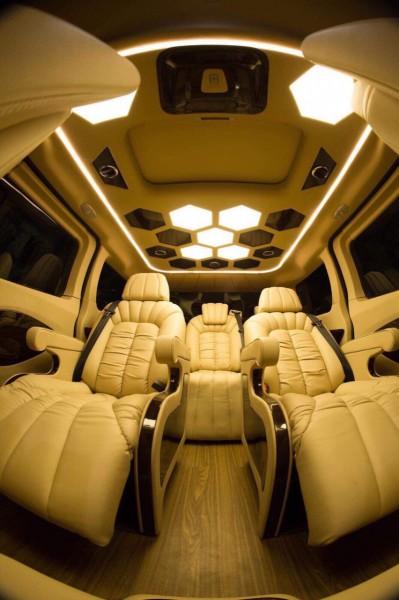 Ford Tourneo Tourneo Limousine