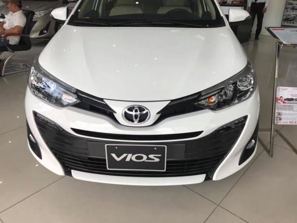 Toyota Vios VIOS 1.5G GIẢM 20TR, HỖ TRỢ TRA GOP 80%