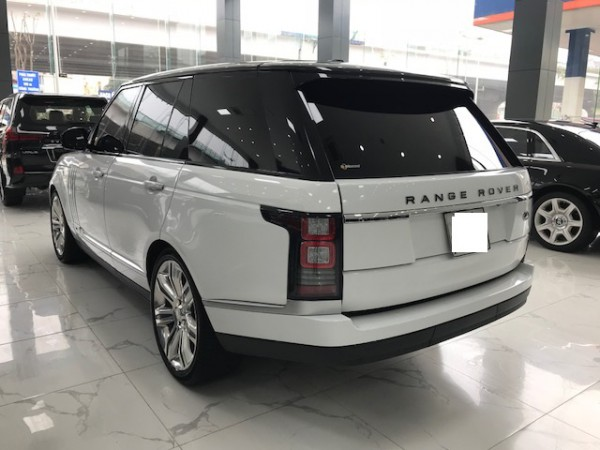 Land Rover Range Rover Bán Rangerover HSE model 2015