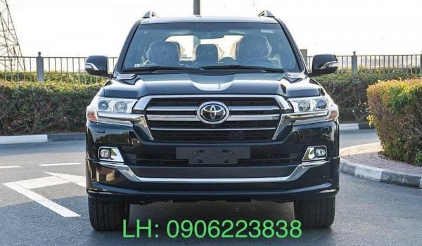 Toyota Land Cruiser Bán Toyota Land Cruise 4.5 2020 máy dầu