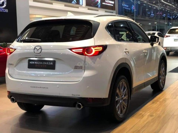 Mazda CX-5 Luxury