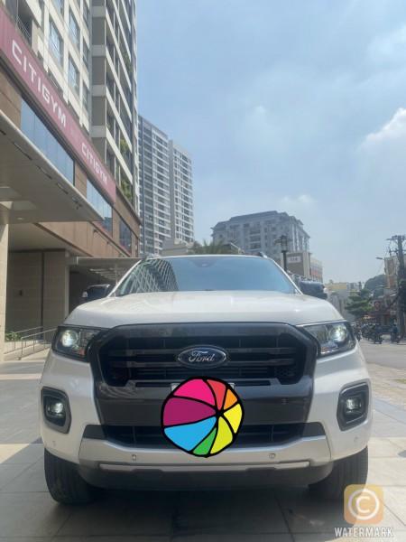 Ford Ranger Vua bán tải Ford Ranger Wildtrak Biturbo