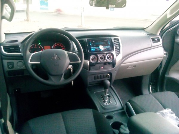 Mitsubishi Triton GLX 2015 giá tốt nhất giao xe ngay!!