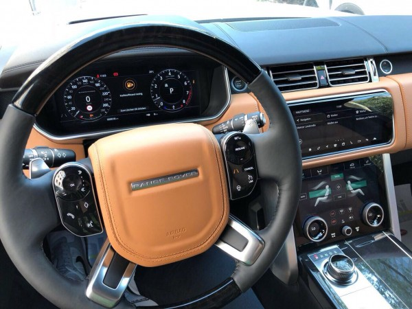 Land Rover Range Rover Land Rover Range Rover Autobiography2019