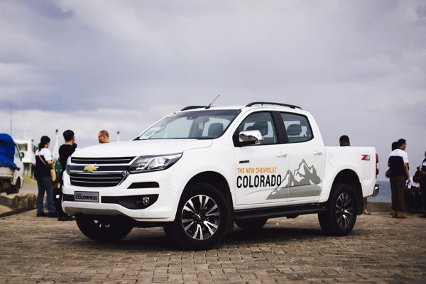 Chevrolet Colorado 2.8 AT 2017 - Hỗ Trợ Vay 90% Có Xe Ngay