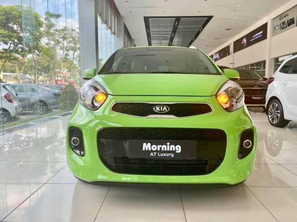 Kia Morning Kia Morning new 100%
