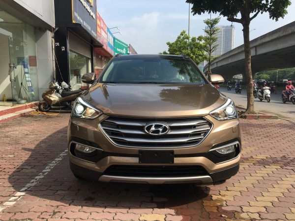Hyundai Santa Fe Hyundai Santafe giá tốt, đủ màu