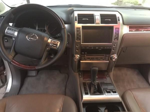 Lexus GX 460 Bán Lexus GX460 ,màu vàng,2011