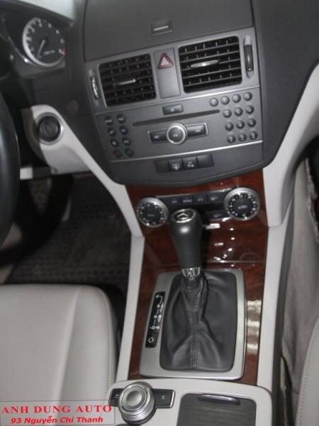 Mercedes-Benz C 250 ,màu trắng,sx 2010,Anh Dũng Auto 980tr