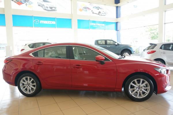 Mazda 6 Thanh Lịch Sang Trọng