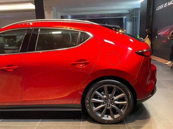 Mazda 3 Luxury Sport