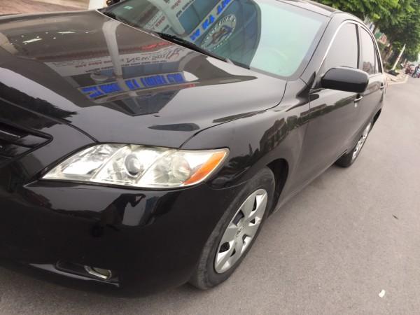 Toyota Camry LE 2008 màu đen, xe nhập Mỹ