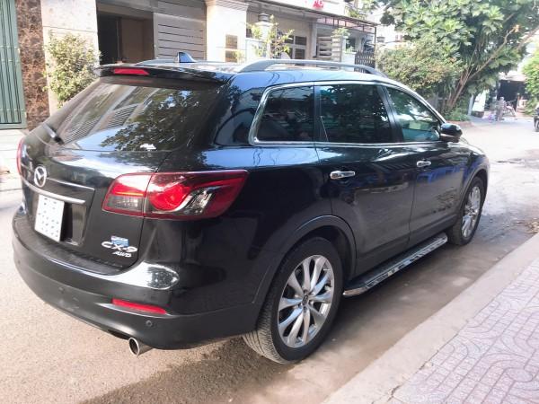 Mazda CX-9 4WD 2 cầu xe nhập Nhật 2014, màu đen