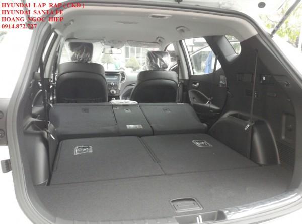 Hyundai Santa Fe Hyundai Santa Fe CKD (Lắp Ráp)