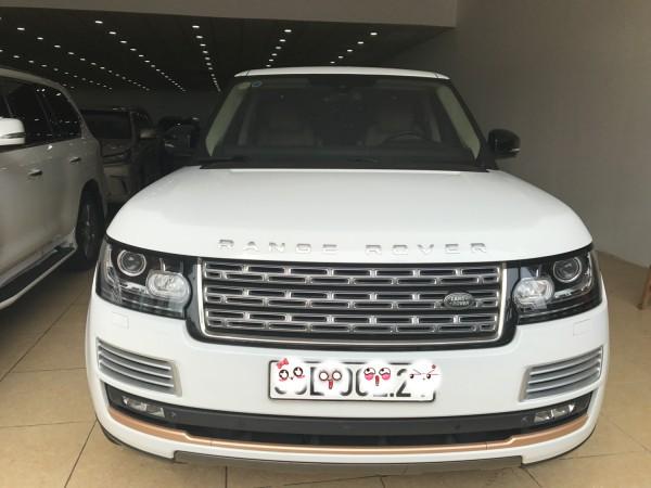 Land Rover Range Rover Bán Range Rover Autobiography LWB