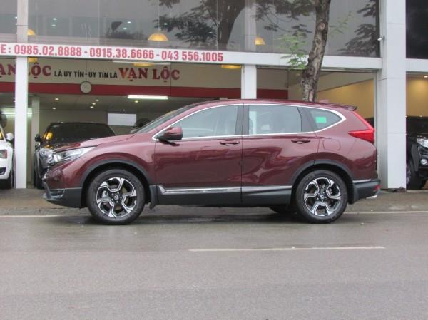Honda CR-V 2018 màu đỏ
