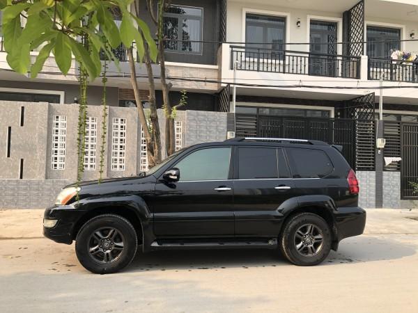 Lexus GX 470  Xe Lexus GX 470 2008