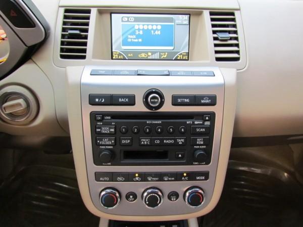 Nissan Murano 2008 màu ghi