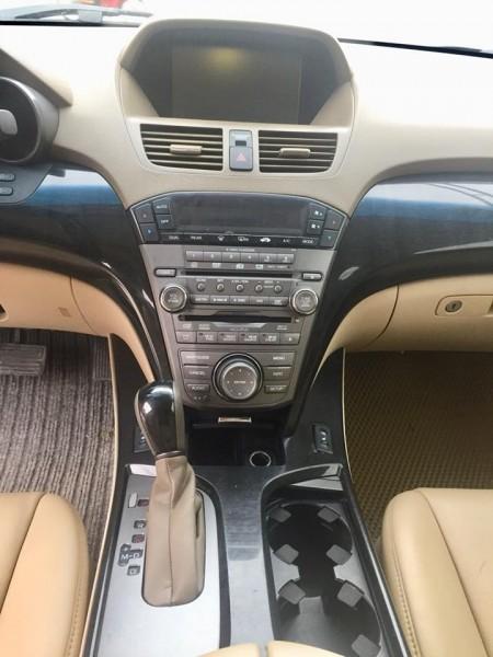 Acura MDX sx và đk 2007 màu đen, nhập Canada