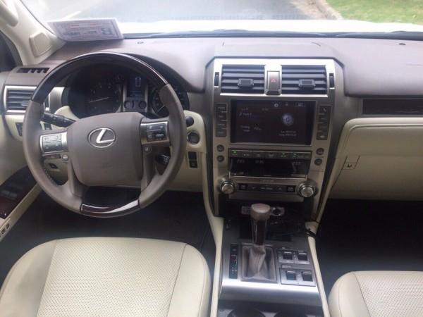 Lexus GX 460 Bán Lexus GX 460 model và đăng ký 2015