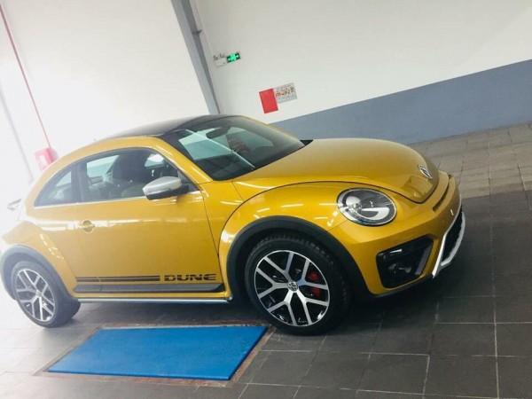 Volkswagen Beetle con bọ huyền thoại từ nước Đức