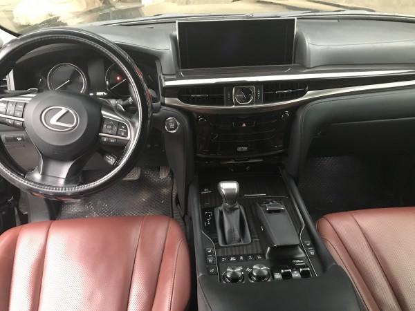 Lexus LX 570 Bán Lexus LX570 nhập khẩu từ mỹ 2016