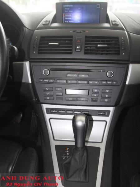 BMW X3 ,màu Đen,sx 2008,Anh Dũng Auto bán 1tỷ.