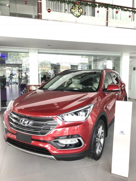 Hyundai Santa Fe Mua Hyundai SANTAFE 2017 ...KM 240tr....