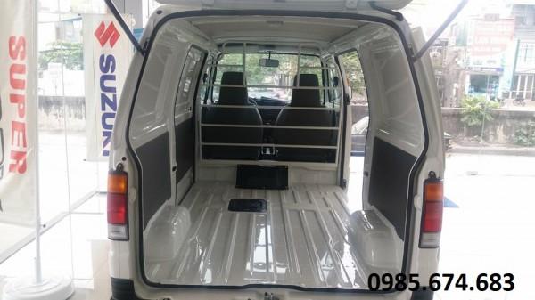 Suzuki Blind van, xe Su cóc, xe tải van 500kg