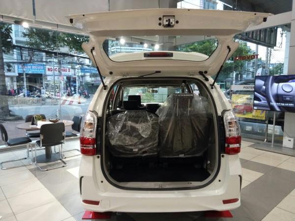 Toyota Avanza Phiên Bản Hoàn Toàn Mới 2019