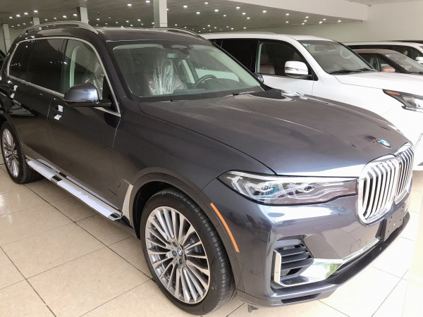 BMW Bán BMW X7 xDrive40i nhập Mỹ,2019
