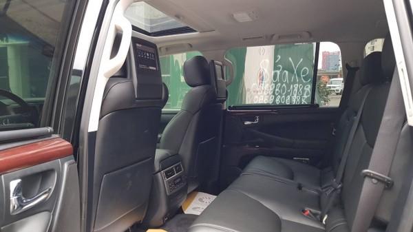 Lexus LX 570 Bán Lexus LX570 màu đen nhập mỹ 2014