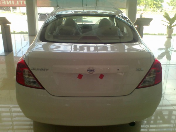 Nissan Sunny XL 1.5sl