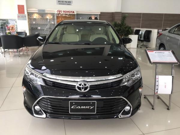 Toyota Camry Toyota Camry 2.5Q 2019 Màu Đen Giao Ngay