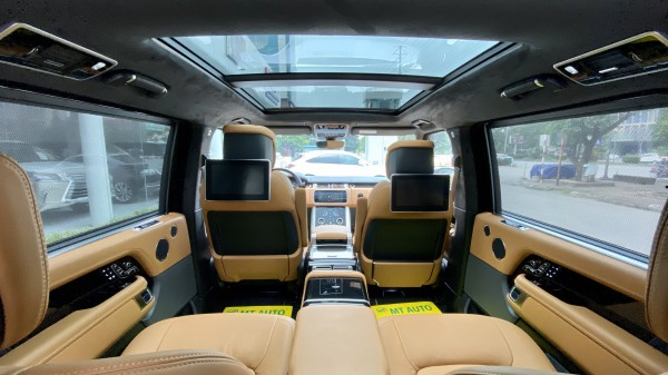 Land Rover Range Rover AUtobio L P400 nhập khẩu sản xuất 2020
