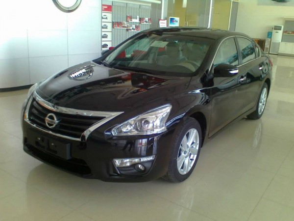 Nissan Teana 2.5sl