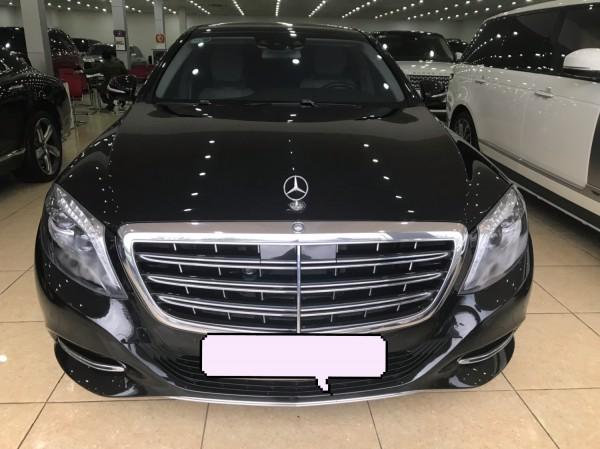 Mercedes-Benz S 400 Bán Maybach S400 Model và đăng ký 2017 ,