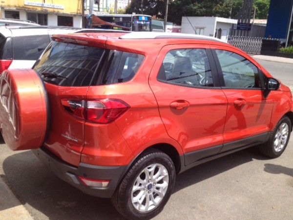 Ford Ecosport Titanium giá tốt